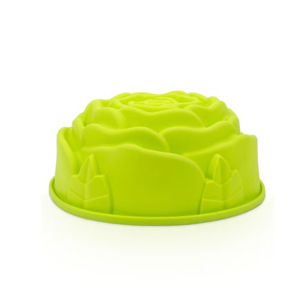 Silicone cake mold